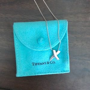 Tiffany & Co X necklace